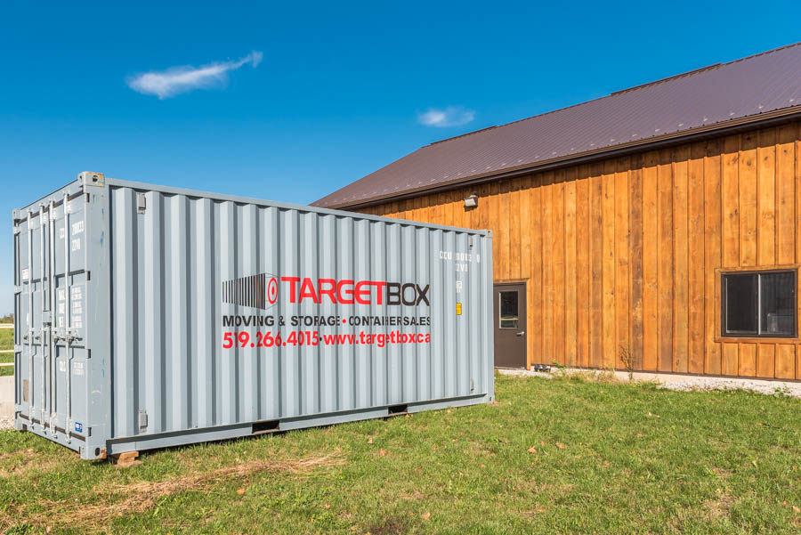 Portable Storage for Business - TargetBox Ontario