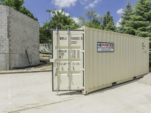 Portable Storage for Construction and Job Sites - TargetBox Ontario