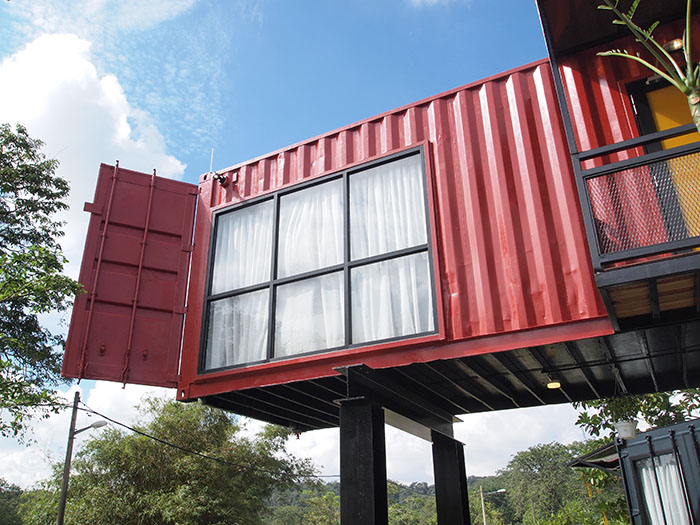Shipping Container Modification Windows- TargetBox Ontario