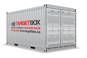 20 feet container unit - TargetBox Ontario
