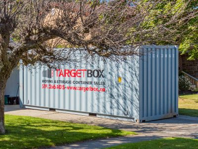 Storage, where to begin - TargetBox Ontario